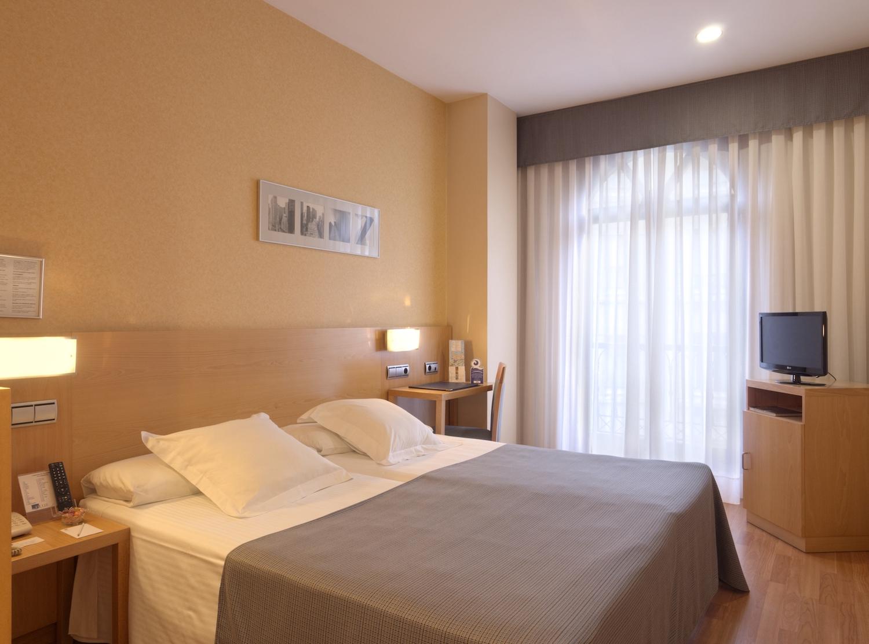 Hotel Marques Gijón ® Asturias - Chambre Double ou Lits Jumeaux